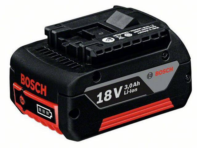 Akumulator 18 V 3Ah Li-Ion 1600Z00037 Bosch