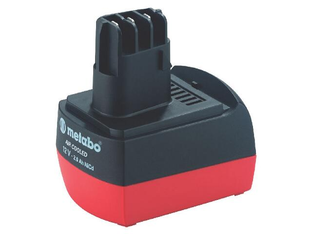 Akumulator 12V 2,0Ah NiCd Metabo