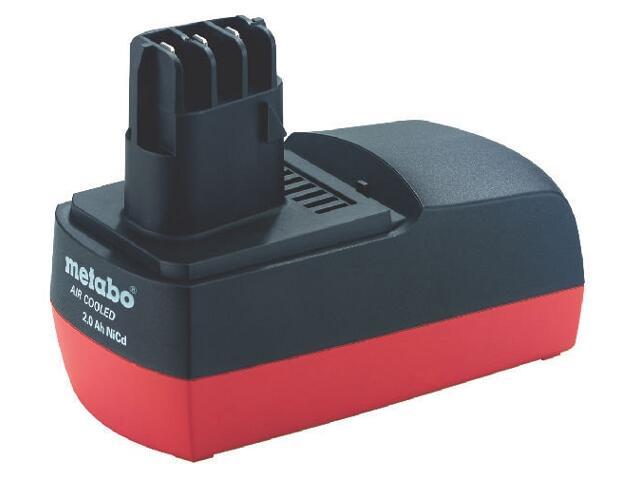 Akumulator 9,6V 2,0Ah Air cooled NiCd Metabo