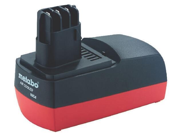 Akumulator 9,6V 1,4Ah Air cooled NiCd Metabo