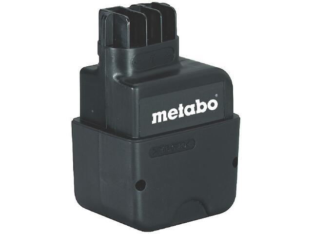Akumulator 9,6V 1,7Ah serii 1 NiCd Metabo
