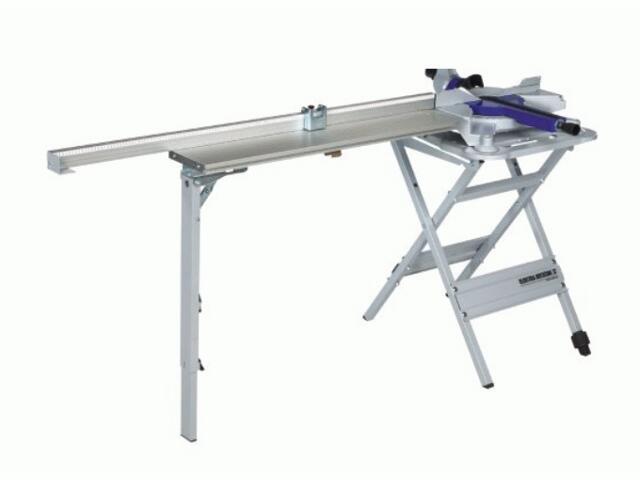 Podstawa przedłużenie stołu 1000-3000 aluminiowe Metabo