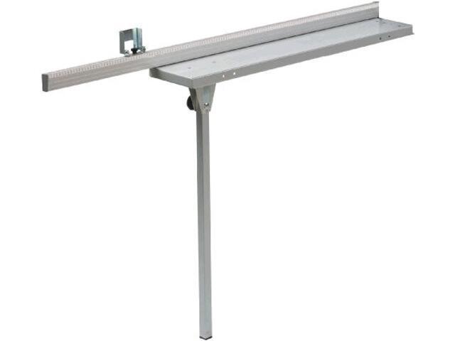 Podstawa lewostronne przedłużenie stołu 1000-1600 Metabo