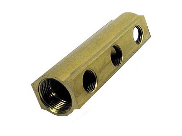 Rura kolektora 9 obwodów 450mm (seria 2) 2.09 Kan