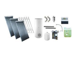 Zestaw solarny SOLARIS 300 Nibe-Biawar