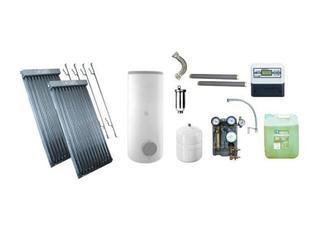 Zestaw solarny SOLARIS 220 Nibe-Biawar