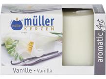 Świeca zapachowa walec kpl 2szt wanilia Muller