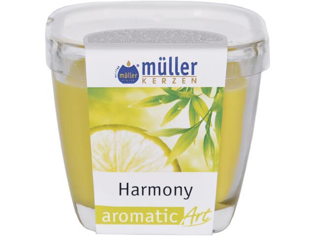 Świeca zapachowa w szkle harmonia Muller