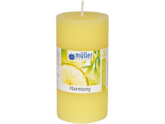 Świeca zapachowa walec polarowy 100x50mm harmonia Muller