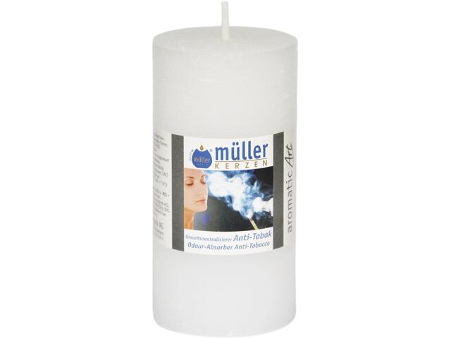 Świeca zapachowa walec polarowy 100x50mm antytabak Muller