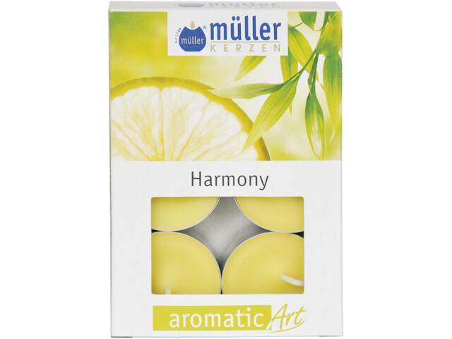 Podgrzewacze zapachowe 6szt harmonia Muller