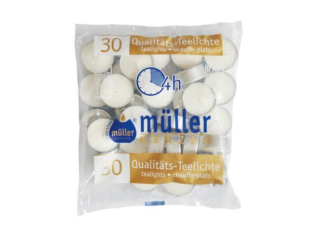 Podgrzewacze 30szt Muller
