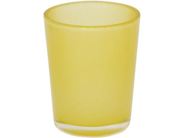 Szkło do podgrzewacza złoto-żółte Muller