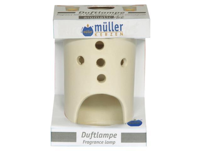 Lampka aromatyczna Style biała Muller