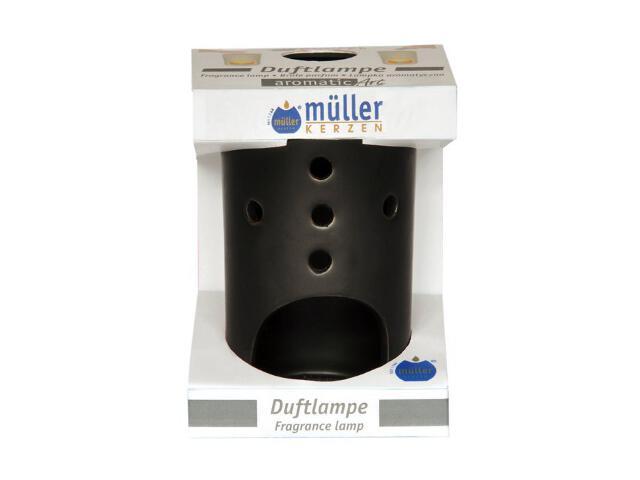 Lampka aromatyczna Style czarna Muller