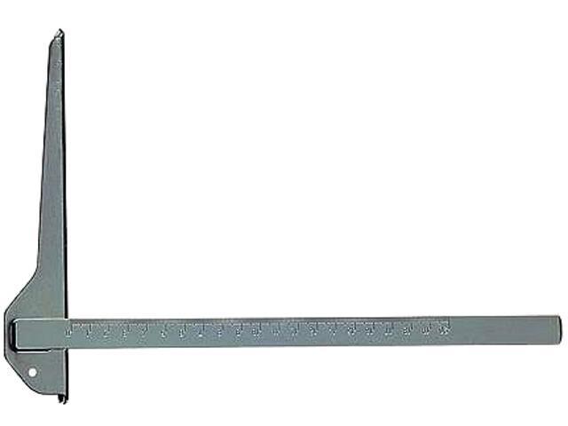 Przystawka ogranicznik długości, 1608190007 Bosch