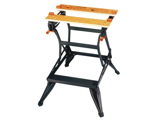 Stół warsztatowy WM550 76cm Black&Decker