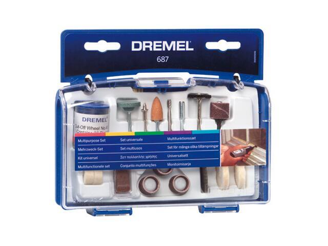 Zestaw wielofunkcyjny Dremel