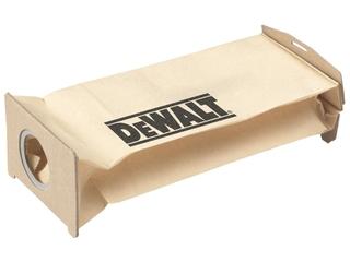 Worek papierowy na wióry 5szt. DeWALT