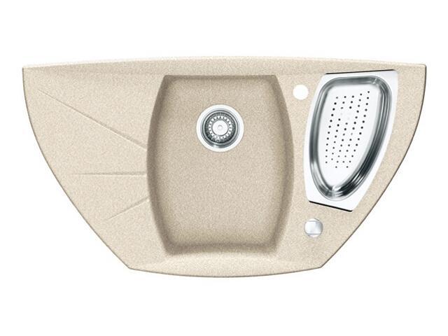 Zlewozmywak Milan MIG 651E 926x510mm beżowy 114.0067.400 Franke