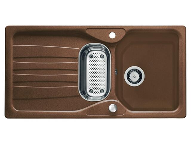 Zlewozmywak Calypso COG 651 970x500mm cynamonowy 114.0071.496 Franke