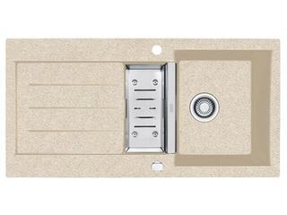 Zlewozmywak Java JAG 651 1000x510mm beżowy 114.0072.505 Franke