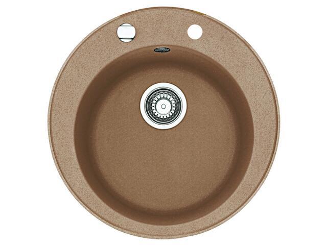 Zlewozmywak Pamira ROG 610-41 510x510mm cynamonowy 114.0173.319 Franke