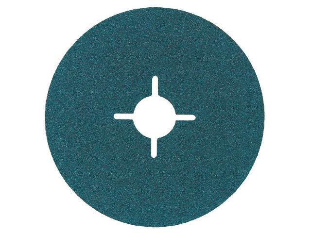 Krążek ścierny fibrowy 125x22,2mm P80 622985000 Metabo