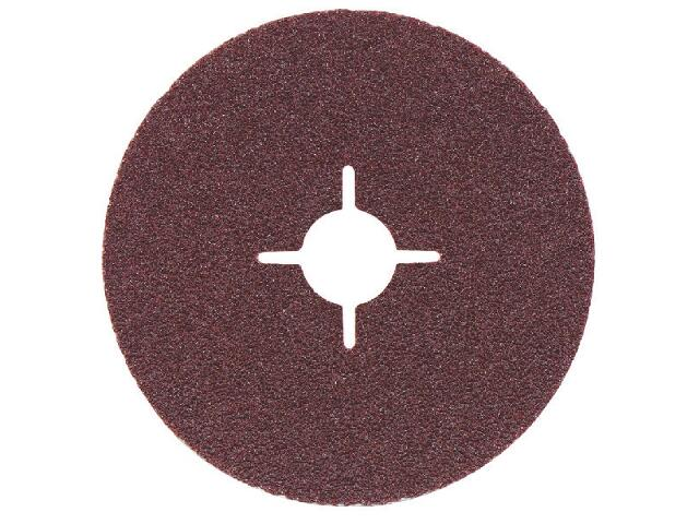 Krążek ścierny fibrowy 180x22,2mm P50 Metabo
