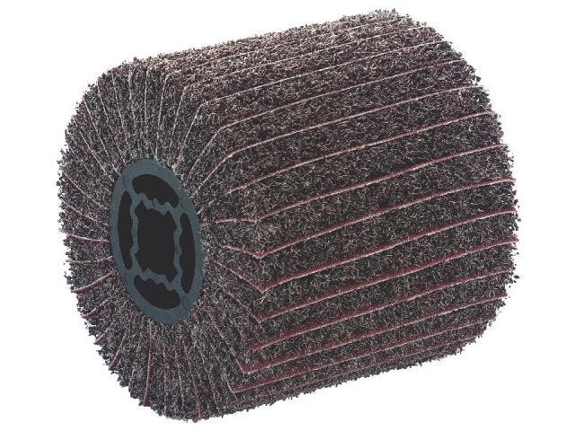 Walec lamelowo-włókninowy 105x100 P180 Metabo