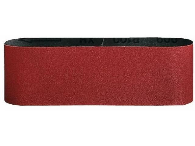 Pas ścierny 75x533mm P80 3szt. Metabo