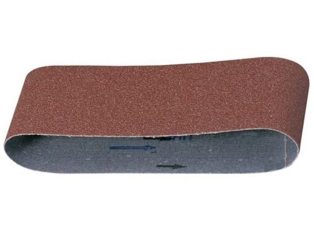 Pas ścierny 75x457mm P80 3szt. DeWALT