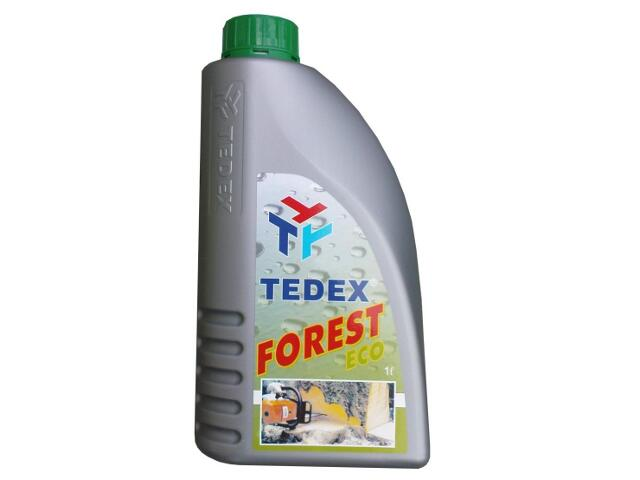 Olej Tedex Forest Eco do prowadnic 1l Flora