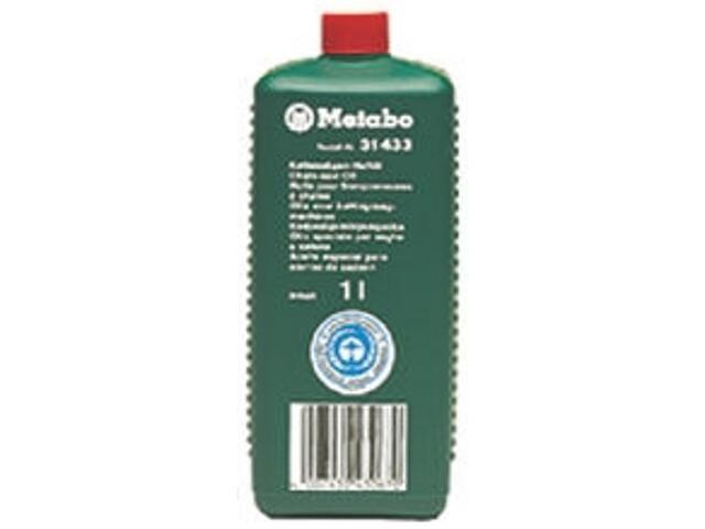 Olej Bio-degradowalny konserwujący do nożyc 1l Metabo