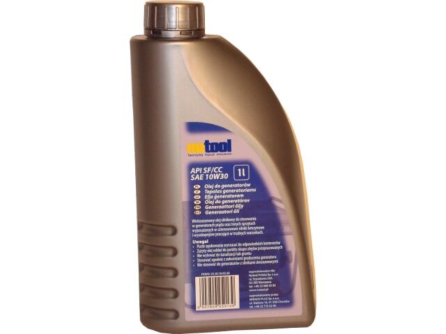 Olej 10W30 Nutool