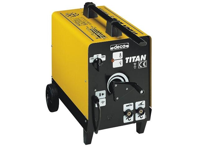 Spawarka transformatorowa TITAN 255E Deca