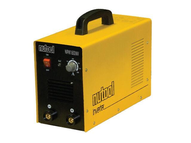 Inwerter NTW 160 INV z walizką NuPower Evolution