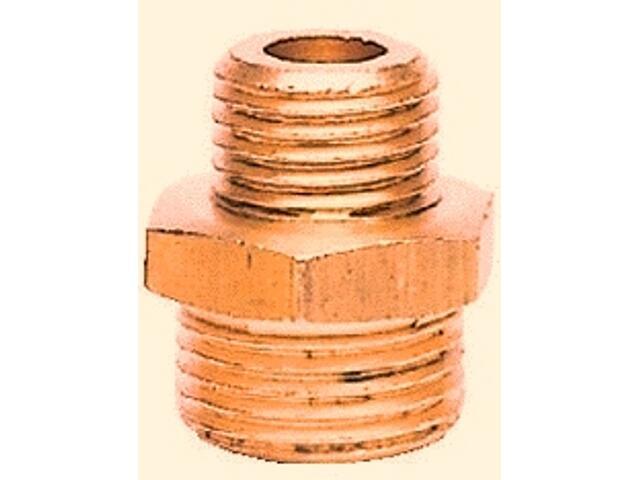 """Szybkozłączka do narzędzi pneumatycznych redukcja z gwintem zew. 3/8""""x1/4"""" Metabo"""