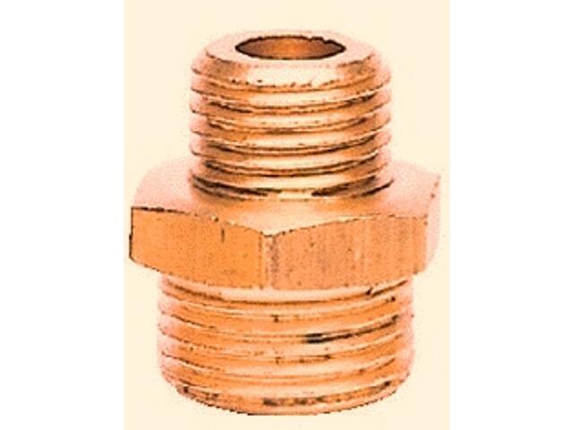 """Szybkozłączka do narzędzi pneumatycznych redukcja z gwintem zew. 1/2""""x3/8"""" Metabo"""