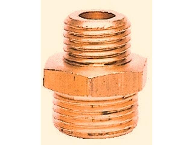 """Szybkozłączka do narzędzi pneumatycznych redukcja z gwintem zew. 1/2""""x1/4"""" Metabo"""