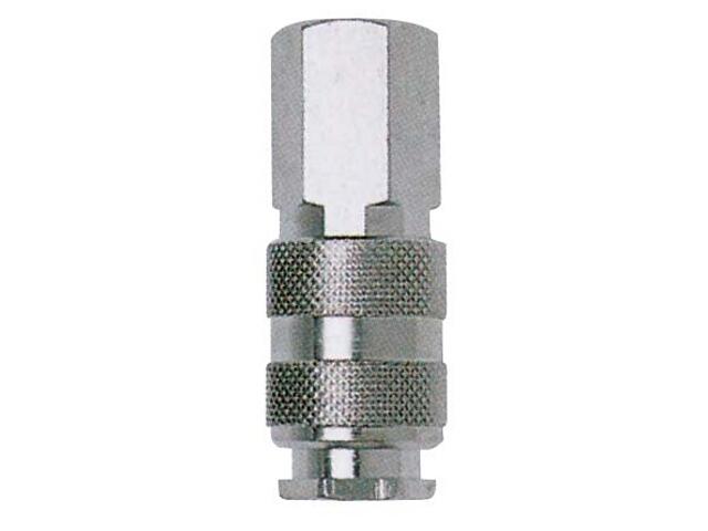 """Szybkozłączka do narzędzi pneumatycznych do kompresora 1/4"""" żeńska Nutool"""