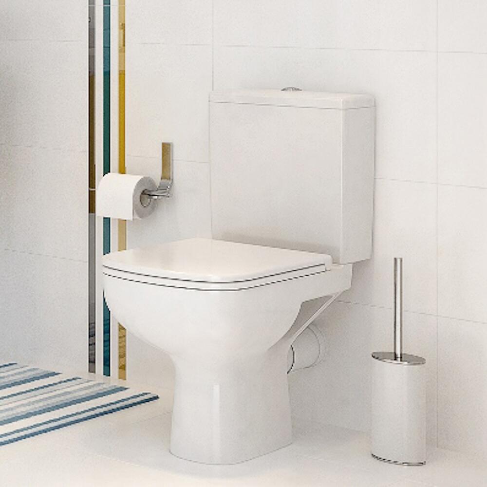 Kompakt wc colour k103 012 bez deski - Wc c olour grijze ...