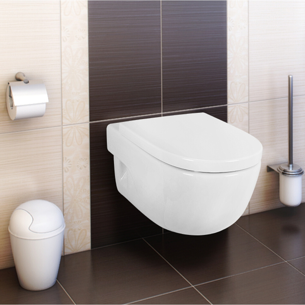 miska wc podwieszana meridian n a346247000 roca. Black Bedroom Furniture Sets. Home Design Ideas