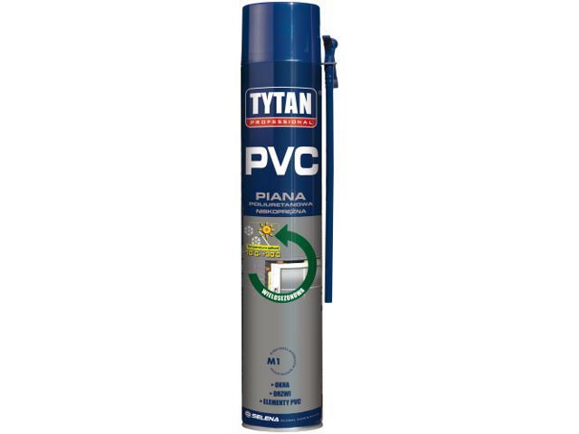 Piana wężykowa wielosezonowa do PVC 750ml Tytan