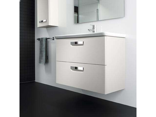 Szafka z umywalką w zestawie GAP 60 biała A855710576 Roca