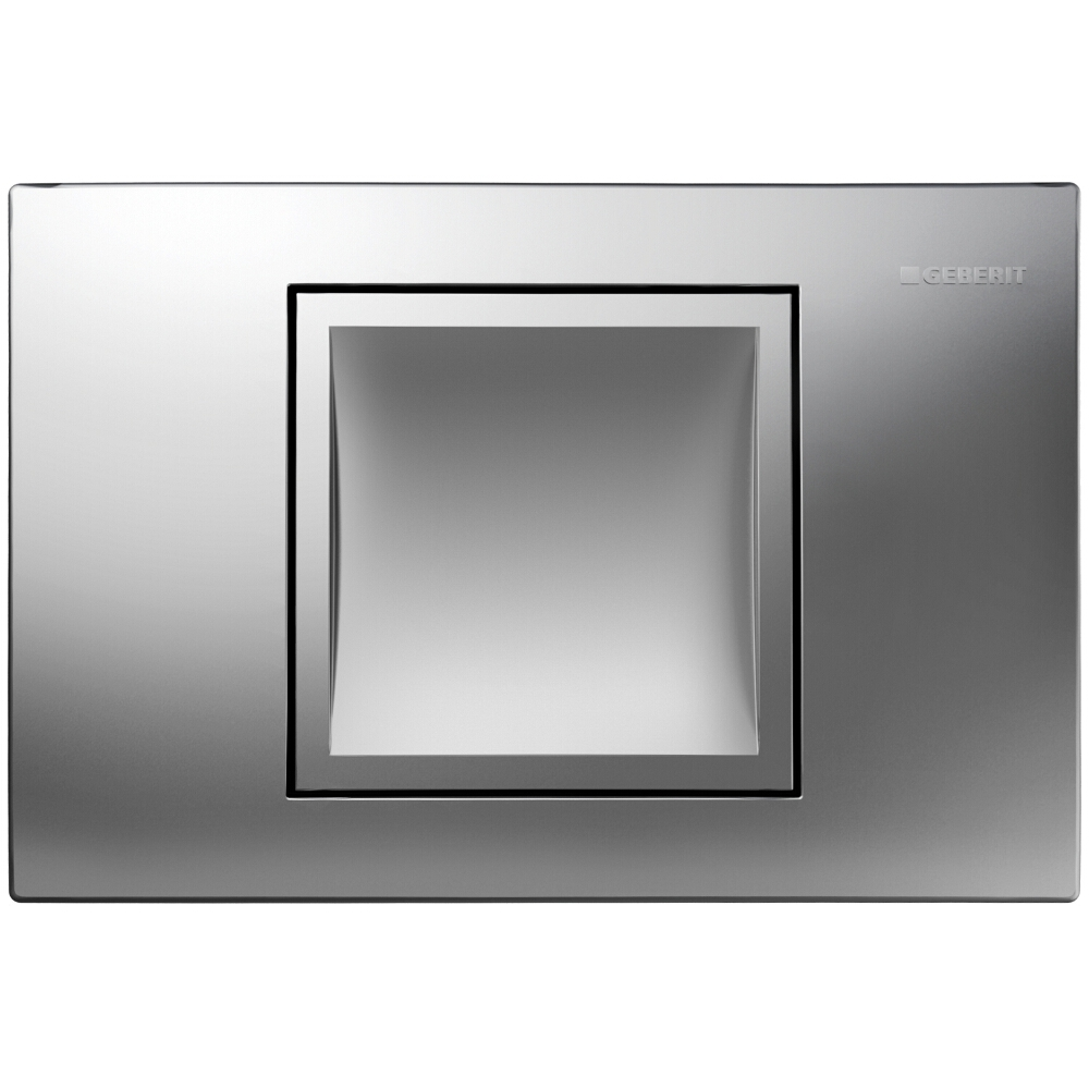 przycisk sp ukuj cy delta 40 do up100 chrom matowy geberit. Black Bedroom Furniture Sets. Home Design Ideas