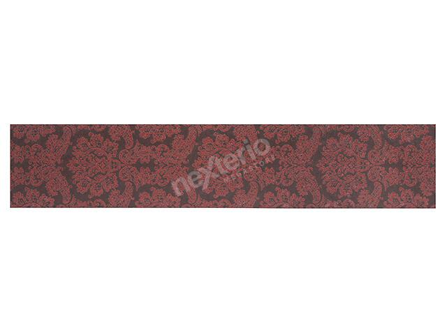Gres Brillante Red Tapeta listwa 12x59,6 Marconi