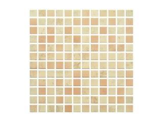 Mozaika Penelopa Beige/Brown 30x30cm Paradyż