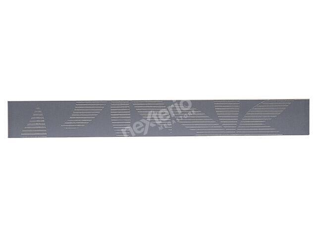 Płytka ścienna Amaltea Grafit listwa drukowana 4,8x40 Paradyż
