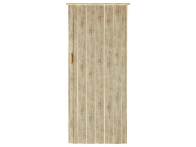Drzwi harmonijkowe ST4 dąb sonoma 83cm Standom
